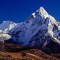 Ama Dablam Peak, Khumbu, Nepal