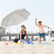 You Can Live On Hope; Living with epilepsy.  Editorial photoshoot with Megan and Nolan Davis for the Fall 2017 issue of Live Well Magazine in Huntington Beach, California on July 21, 2017.  ©Moontide Media.  Photography by Michael Der
