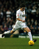 Fotball<br /> Championship England 2004/05<br /> Leeds United v Leicester City<br /> 4. desember 2004<br /> Foto: Digitalsport<br /> NORWAY ONLY<br /> JOHN OSTER  (Leeds)