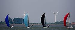 08_001597 © Sander van der Borch. Medemblik - The Netherlands,  May 22th 2008 . Second day of the Delta Lloyd Regatta 2008.
