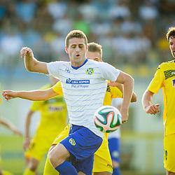 20140720: SLO, Football - Prva liga Telekom Slovenije, NK Kalcer Radomlje vs FC Koper