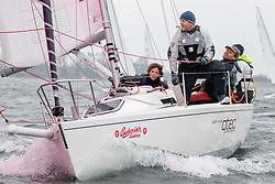 , Kiel - Maior 28.04. - 01.05.2018, J 80 - Filou - GER 616 - Meinhard BRAEDEL - DHH-Regatta-Gruppe e.V