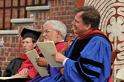Yale Divinity School Commencement Worship 2009, Sterling Quadrangle