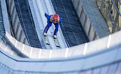 31.12.2017, Olympiaschanze, Garmisch Partenkirchen, GER, FIS Weltcup Ski Sprung, Vierschanzentournee, Garmisch Partenkirchen, Training, im Bild Richard Freitag (GER) // Richard Freitag of Germany during his Practice Jump for the Four Hills Tournament of FIS Ski Jumping World Cup at the Olympiaschanze in Garmisch Partenkirchen, Germany on 2017/12/31. EXPA Pictures © 2017, PhotoCredit: EXPA/ Jakob Gruber