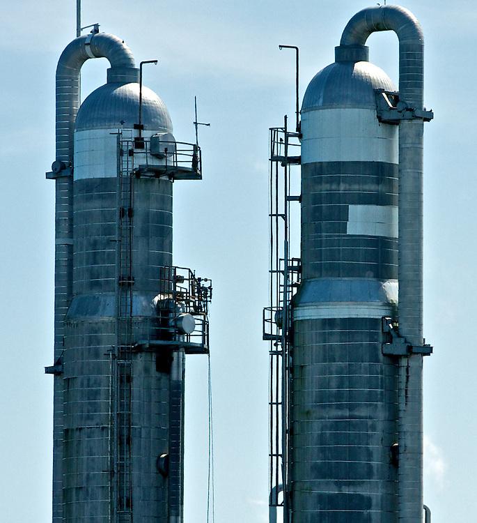 Refinery Detail, Yscloskey, LA