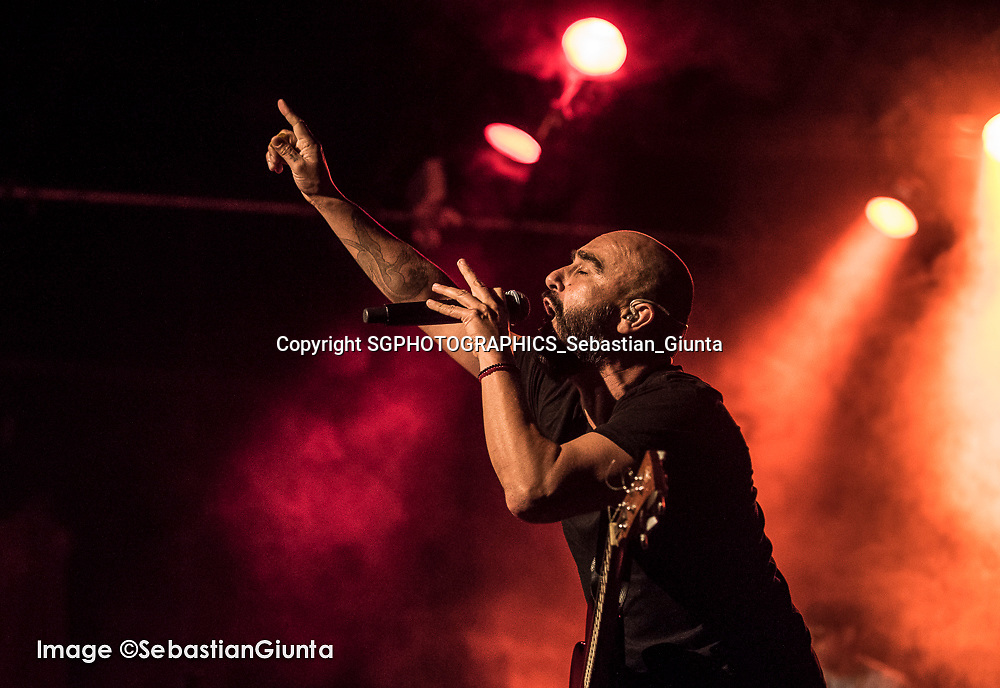 Ozomatli Australian tour 2016 Show at The Metro Theatre Sydney sharing stage with True Vibe Nation. All imaes by Sebastian Giunta