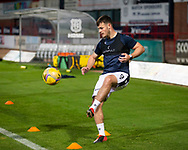 06/10/2020: Dundee FC train at Kilmac Stadium after their Betfred Cup match against Forfar Athletic was postponed due to a positive COVID test result for one of the Forfar players: Danny Mullen of Dundee <br /> <br /> <br />  :©David Young: davidyoungphoto@gmail.com: www.davidyoungphoto.co.uk