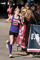 Erica Jesseman, Maine, 22, women's marathon