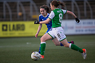 Forfar Farmington v Hibs in SWPL1 at Station Park, Forfar <br /> <br />  - © David Young - www.davidyoungphoto.co.uk - email: davidyoungphoto@gmail.com