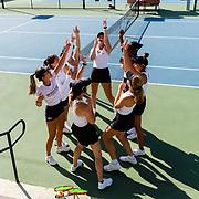 02/19/2020 - Women's Tennis v Hawaii
