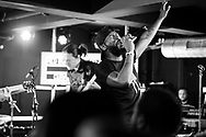 Turner Jackson performs at Red Bull Sound Select Presents Denver at the The 1Up on Colfax in Denver, CO, USA, on 20 October, 2015.