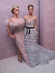 September 15, 2018 - New York City, New York, USA - 9/13/18.Paris Hilton and Nicky Hilton Rothschild at Rihanna''s 4th Annual Diamond Ball held at Cipriani Wall Street in New York City..(NYC) (Credit Image: © Starmax/Newscom via ZUMA Press)