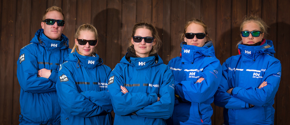 Fleet Race Battle im Engadin<br /> Blu26 St. Moritz Cup 2015<br /> September 2015 Switzerland St. Moritz <br /> Price Giving