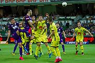 Rnd 18 Perth Glory v Wellington Phoenix
