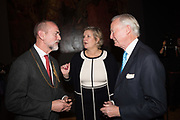 CHRISTOPHER LE BRUN;PRESIDENT RA,  SUSAN REVELL; BNY MELLON, Charles I: King and Collector | Exhibition | Royal Academy of Arts. 23 Janaury 2018