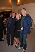 TIPHIANE DE LUSSIS; MARIELA FROSTRUP; DINOS CHAPMAN, VIP opening  of the new Serpentine Sackler Gallery designed by Zaha Hadid . Kensinton Gdns. London. 25 September 2013