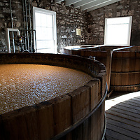 Fermenting Room at Woodford Reserve