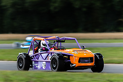 Sylvia Mutch pictured competing in the 750 Motor Club's Sport Specials Championship. Image captured at Snetterton on July 19, 2020 by 750 Motor Club's photographer Jonathan Elsey