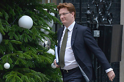 © Licensed to London News Pictures. 05/12/2012. Westminster, UK  Treasury Secretary Danny Alexander on Downing Street today, 5th December 2012, prior to the Autumn Statement to the House of Commons on the UK economy. Photo credit : Stephen Simpson/LNP
