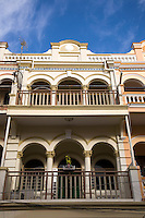 French Colonial Architecture in Can Tho -<br /> So as to make the colonists feel more at home and at the same time to reflect its vision of imperial grandeur, the French colonial government set about systematically rebuilding Vietnamese cities according to European specifications.