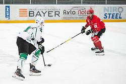 SEVER Mark during Alps League Ice Hockey match between HDD SIJ Jesenice and HK SZ Olimpija on January 2, 2021 in Ice Arena Podmezakla, Jesenice, Slovenia. Photo by Peter Podobnik / Sportida