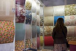 The Prim Wallpaper shop in Ghent, Belgium, on Friday, Sept. 12, 2008. (Photo © Jock Fistick)