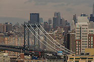 Brooklyn. NY356A New York view from