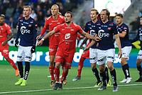 Fotball , 13. april 2019 , Eliteserien , Viking Stavanger - Brann Bergen.<br />Veton Berisha of Brann v Viking<br />Foto: Andrew Halseid Budd , Digitalsport