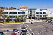 Kaleidoscope Mission Viejo Aerial Stock Image