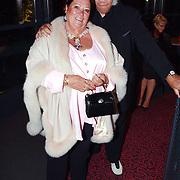 NLD/Mijdrecht/20070901 - Modeshow Jaap Rijnbende najaar 2007, Thijs van Leer en partner Anne Lies Lommen