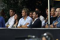 Diego Forlan Inter<br /> Milano 14/09/2011 Stadio San Siro<br /> Football Calcio Champions League 2011/12 Inter vs Trabzonspor<br /> Foto Insidefoto Paolo Nucci