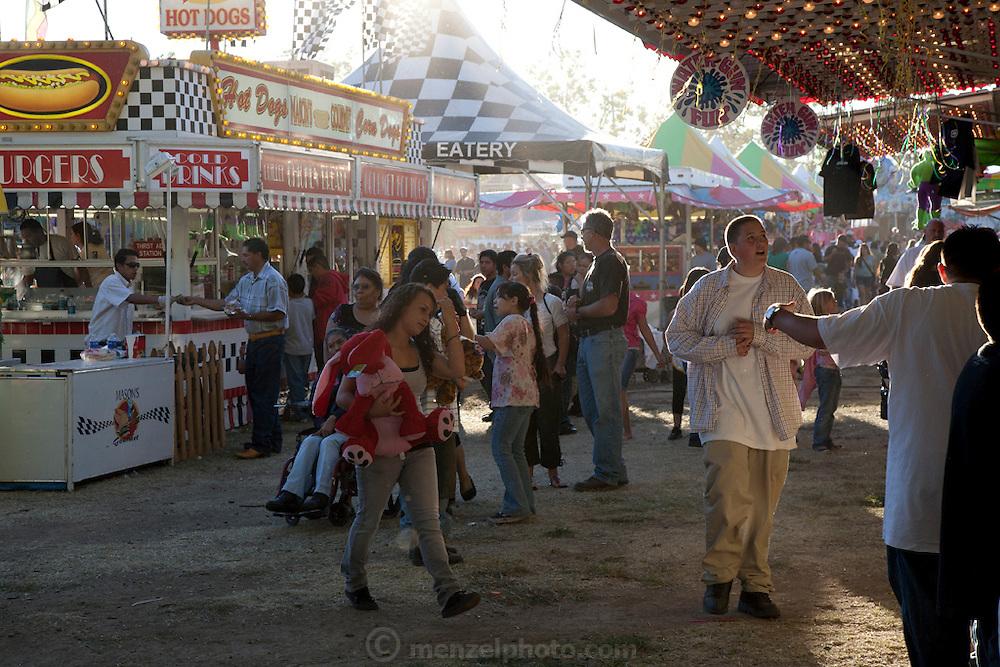 Napa Town and Country Fair. Napa, California, USA. Napa Valley.