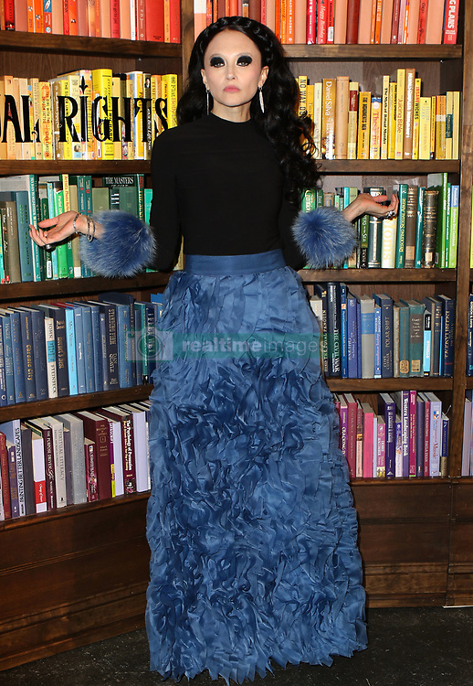 February 13, 2018 - New York, NY, United States - February 13, 2018 New York City....Designer Stacey Bendet attends the Alice and Olivia By Stacey Bendet Presentation during 2018 New York Fashion Week on February 13, 2018 in New York City  (Credit Image: © Nancy Rivera/Ace Pictures via ZUMA Press)
