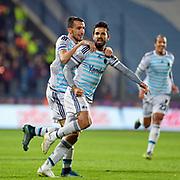 Fenerbahce's Alper Potuk during their Turkish Super League soccer match Osmanlispor between Fenerbahce at the Osmanli Stadium in Ankara Turkey on Thursday 29 October 2015. Photo by TVPN/TURKPIX