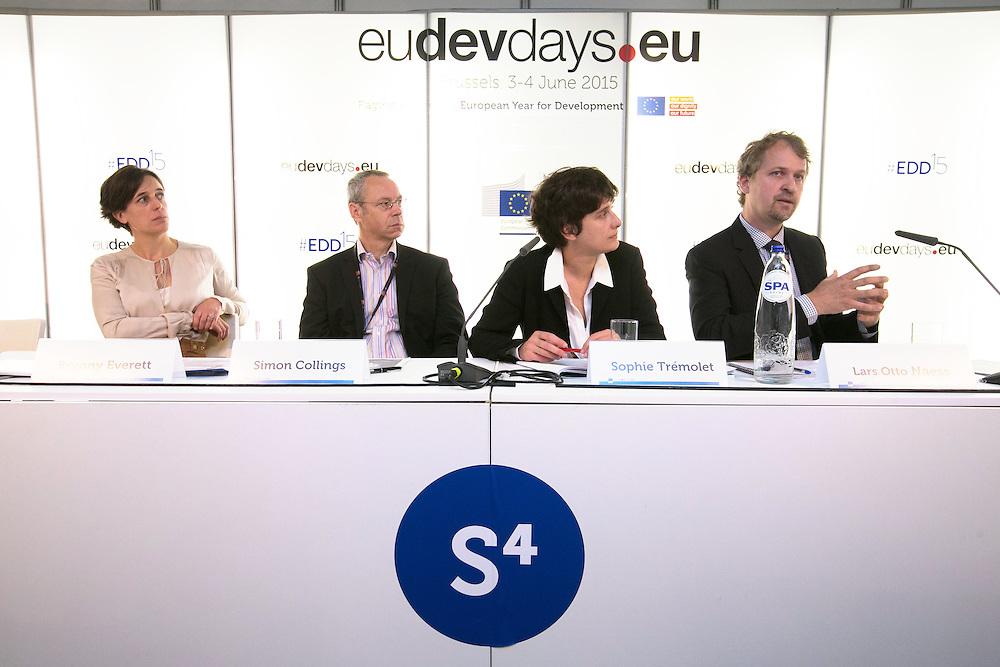 03 June 2015 - Belgium - Brussels - European Development Days - EDD - Growth - Ideas to impact-Innovation prizes for development © European Union