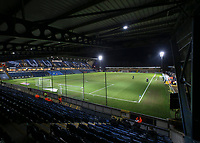 A general view of Adams Park, home of Wycombe Wanderers<br /> <br /> Photographer Lee Parker/CameraSport<br /> <br /> The EFL Sky Bet League One - Wycombe Wanderers v Blackpool - Tuesday 28th January 2020 - Adams Park - Wycombe<br /> <br /> World Copyright © 2020 CameraSport. All rights reserved. 43 Linden Ave. Countesthorpe. Leicester. England. LE8 5PG - Tel: +44 (0) 116 277 4147 - admin@camerasport.com - www.camerasport.com