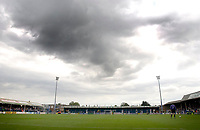Photo. Daniel Hambury.<br /> Colchester United v Chelsea XI. Pre Season Friendly.<br /> 30/07/2005.                              <br /> A general view of Layer Road, during the match.