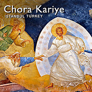 Chora Church, Kariye Museum, Pictures, Images & Photos. Istanbul Turkey