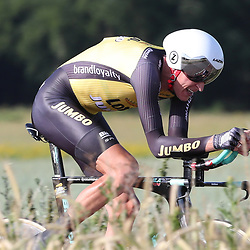 21-06-2017: Wielrennen: NK Tijdrijden: Montferland      <br />s-Heerenberg (NED) wielrennen<br />Robert Gesink