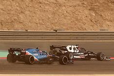 2021 Test March Bahrain