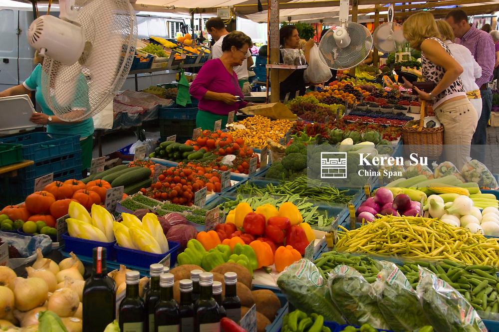 Market, Salzburg, Austria