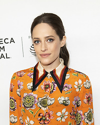 April 28, 2019 - New York, NY, U.S - CARLY CHAIKIN at the Tribeca Film Festival red carpet arrivals for Tribeca Talks - ''A Farewell to Mr. Robot'' at the ''Spring Studio - The Marriott Bonvoy Boundless Theater from Chase'' in New York City on April 28, 2019 (Credit Image: © Michael Brochstein/ZUMA Wire)