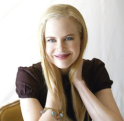 April 9, 2005 - U.S. - Los Angeles, California, U.S. -  Nicole Kidman promotes 'The Interpreter.' Nicole Mary Kidman, AC (born 20 June 1967 Honolulu, Hawaii, U.S.) is an Australian actress and film producer. Kidman's breakthrough roles were in the 1989 feature film thriller Dead Calm and television thriller miniseries Bangkok Hilton. Appearing in several films in the early 1990s, she came to worldwide recognition for her performances in the stock-car racing film Days of Thunder (1990), the romance-drama Far and Away (1992), and the hero film Batman Forever (1995). Other successful films followed in the late 1990s. Her performance in the musical Moulin Rouge! (2001) earned her a second Golden Globe Award for Best Actress Motion Picture Comedy or Musical and her first nomination for the Academy Award for Best Actress. Kidman's performance as Virginia Woolf in the drama film The Hours (2002) received critical acclaim and earned her the Academy Award for Best Actress, the BAFTA Award for Best Actress in a Leading Role, the Golden Globe Award for Best Actress in a Motion Picture – Drama and the Silver Bear for Best Actress at the Berlin International Film Festival. Upcoming releases: The Killing of a Sacred Deer (2017), The Beguiled (2017), Big Little Lies (TV Series 2017), How to Talk to Girls at Parties 2017), Top of the Lake (TV Series 2017), Lion (2016).  (Credit Image: © Armando Gallo via ZUMA Studio)