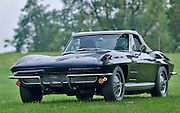 1965 Corvette Stingray,Keeneland Concours D'Elegance,Lexington,Ky.