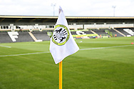 The New Lawn, home of Forest Green Rovers during the Vanarama National League match between Forest Green Rovers and Sutton United at the New Lawn, Forest Green, United Kingdom on 9 August 2016. Photo by Shane Healey.