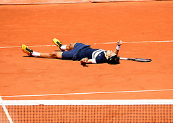 May 27, 2019 - Paris, France, F - Tennis : Roland Garros 2019  - Pierre Hugues Herbert - France (Credit Image: © Panoramic via ZUMA Press)