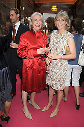 Australian award winning jewellery designer John Calleija and special guest Claudia Schiffer hosted the launch party of Calleija's new London store in the Royal Arcade, Old Bond Street, London on 24th June 2008.<br /><br />Picture shows:- Left to right, sisters the HON.LAVINIA BOLTON and COUNTESS ALEXANDER OF TUNIS.