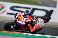#43 Jack Miller, Australian: Alma Pramac Racing Ducati during the Gran Premio Motul de la Comunitat Valenciana at Circuito Ricardo Tormo Cheste, Valencia, Spain on 16 November 2019.