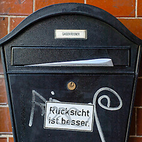 Postbox - Freiberg, Germany.