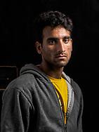 Saboor, age 17<br /> from Jalalabad, Afghanistan<br /> in Belgrade, Serbia